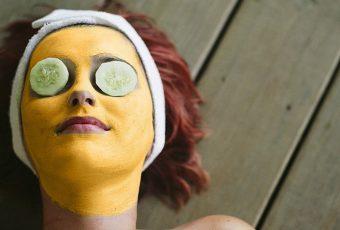 Banana Balancing Mask