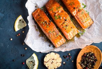 Try This Super Delicious Baked Garlic Butter Salmon