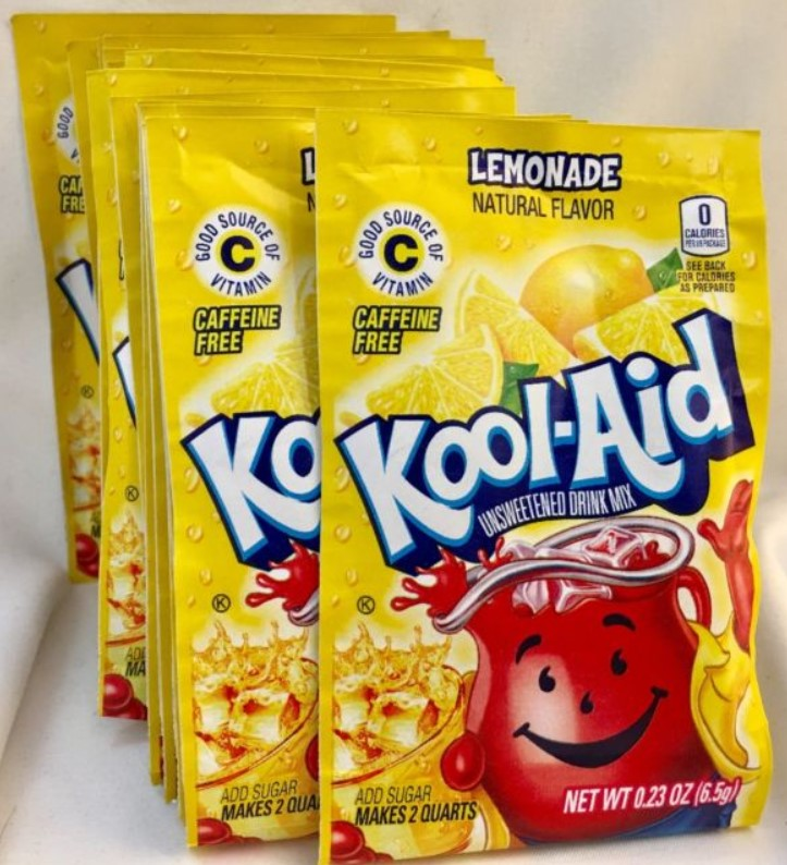 Kool Aid Poweder Can Substitute For Dishwasher Detergent