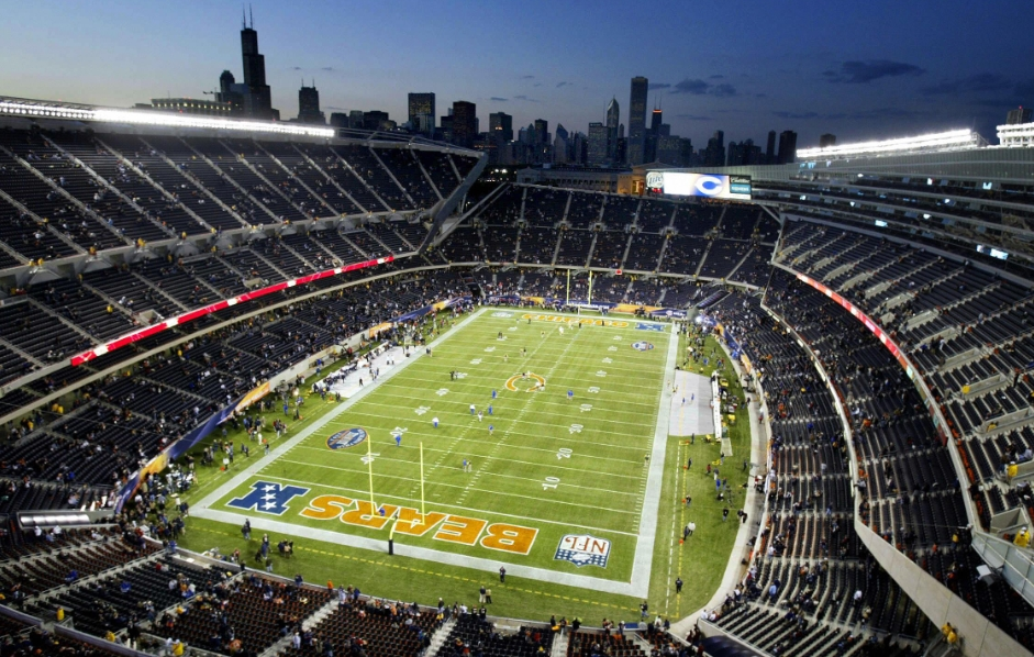Soldier Field — Chicago Bears