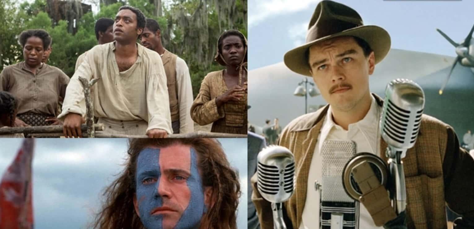 実話と言われている映画作品のご紹介、歴史的事実をいかにうまく描写しているかをご覧ください。