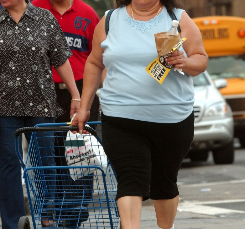 New York 27.1% Obesity Rate