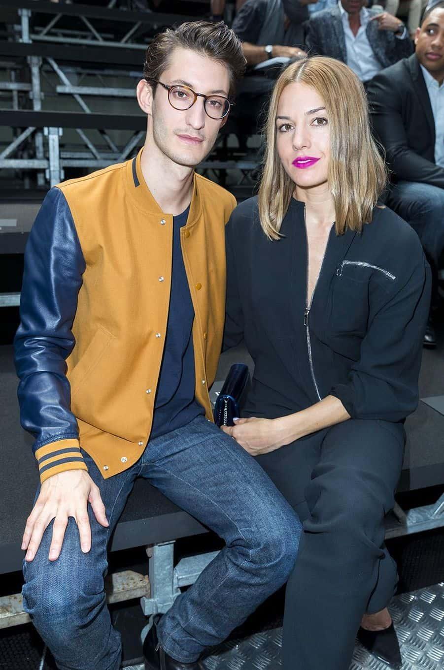 Pierre Niney Et Natasha Andrews