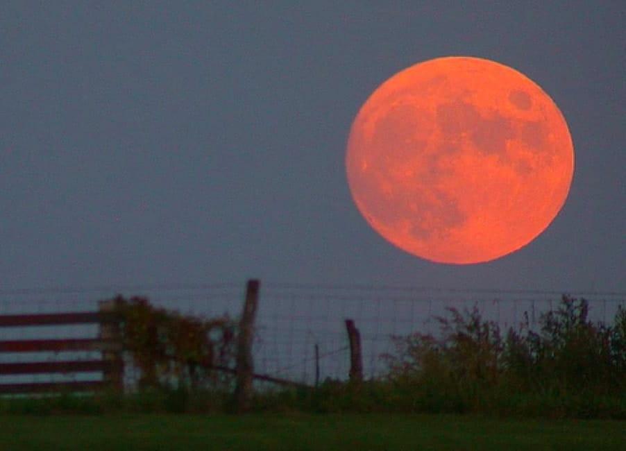 Una Gran Luna