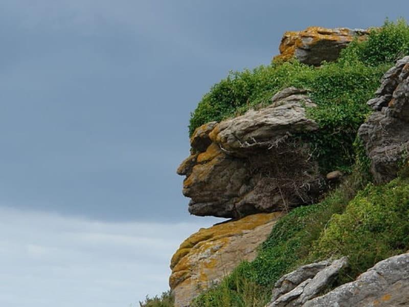 Una Roca Muy Humana