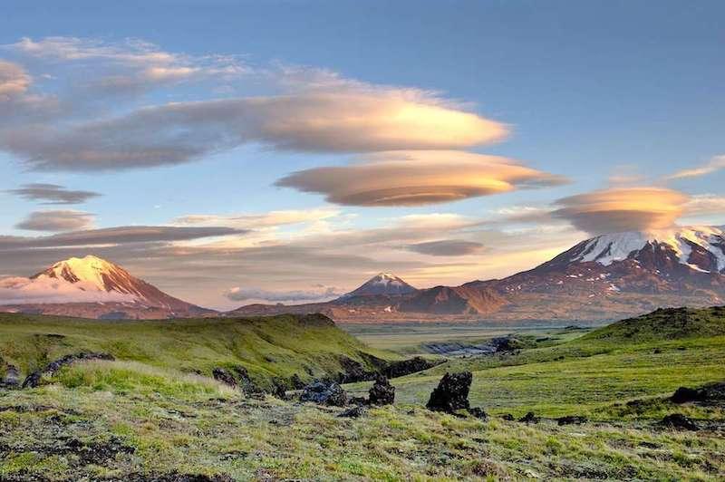 Nubes Extraterrestres