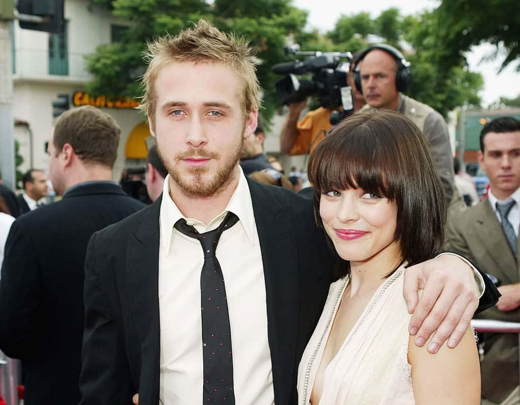 Rachel McAdams en Ryan Gosling