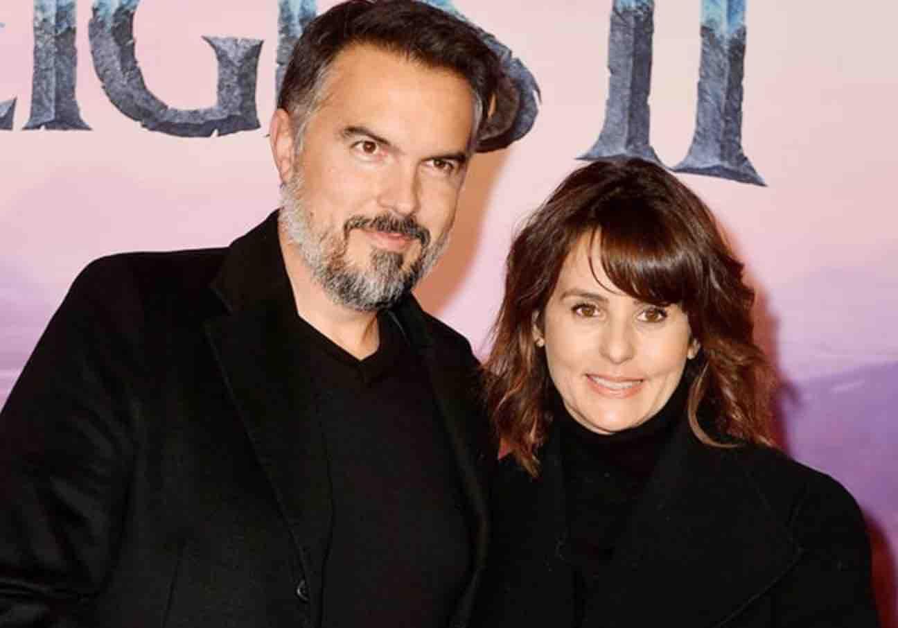 Faustine Bollaert Et Maxime Chattam
