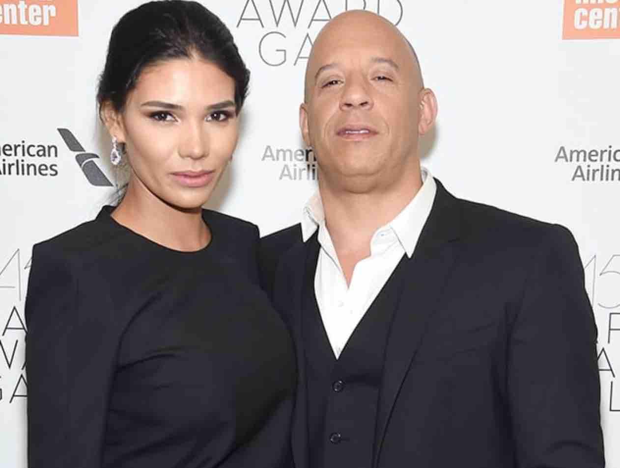 Vin Diesel Et Paloma Jiménez