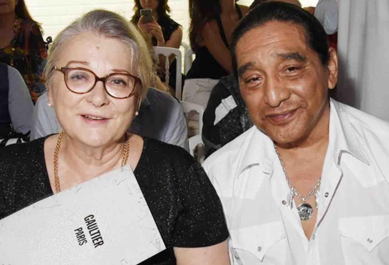 Josiane Balasko Et Georges Aguilar